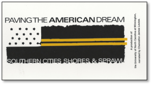 Paving American Dream